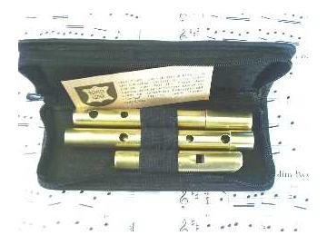 TWZ Pocket Tin Whistle High D