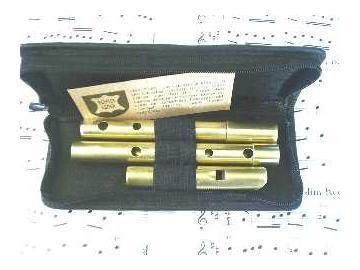 TWZ Pocket Tin Whistle High D