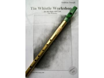 TWZ-Waltons Tin Whistle Einsteigerset