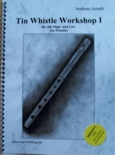 TWZ Folk Tin Whistle Einsteigerset