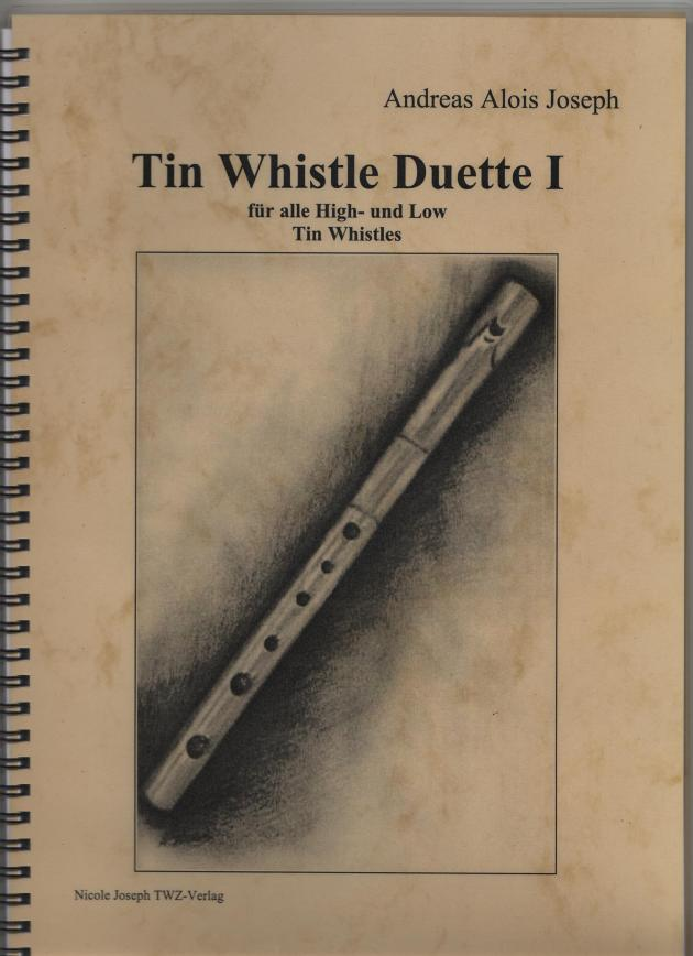Tin Whistle Duette I