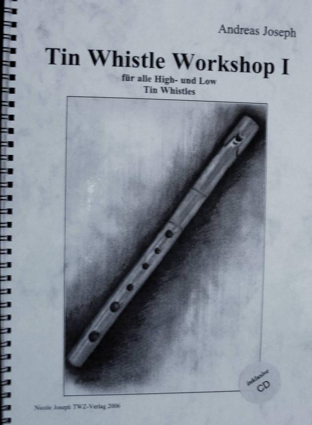 Mac Nic Tin Whistle Einsteigerset
